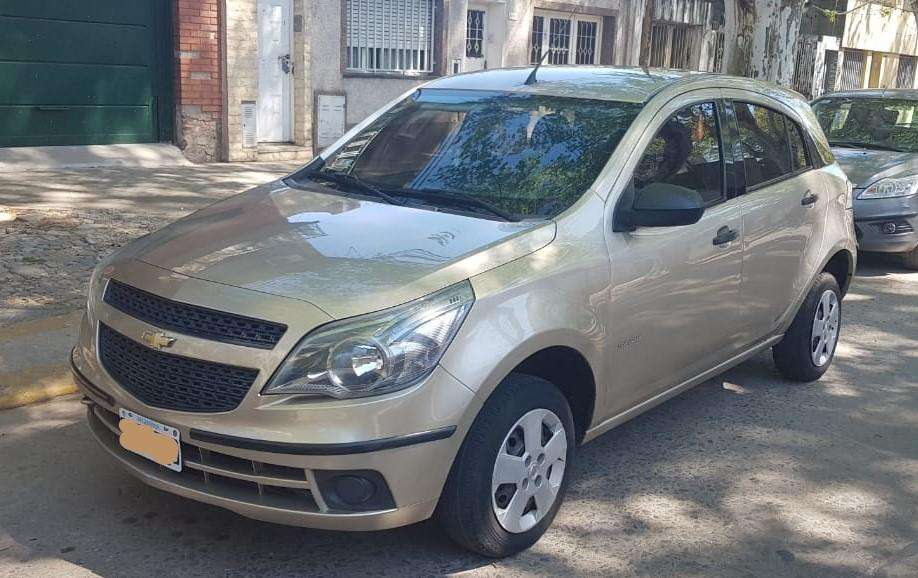 <strong>chevrolet</strong> Agile 2013 - 115000 km