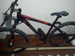 Liquido Urgente Bicicleta Venzo Raptor