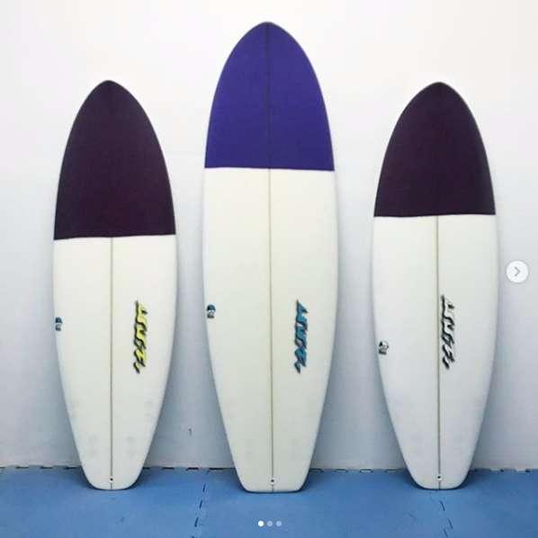Tabla de surf Uva Surfboards Promo Mini Funboards nuevos