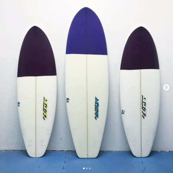 Tabla de surf Uva Surfboards Promo Mini Funboards nuevos