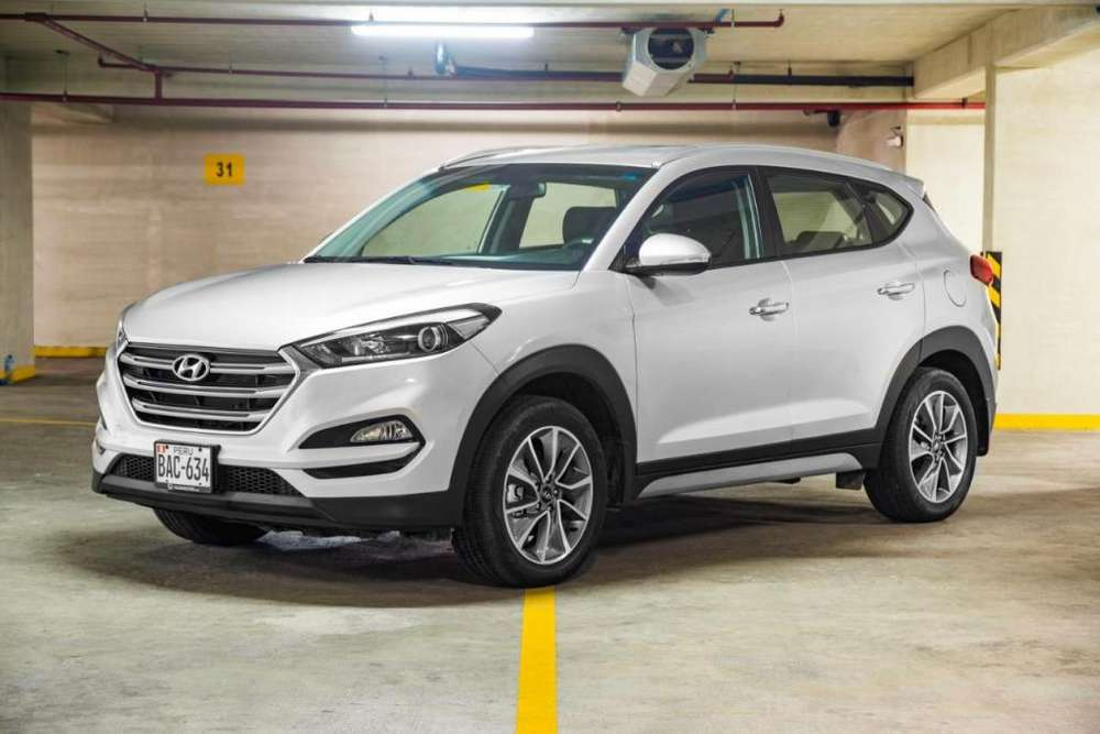 Hyundai Tucson 2018 - 0 km
