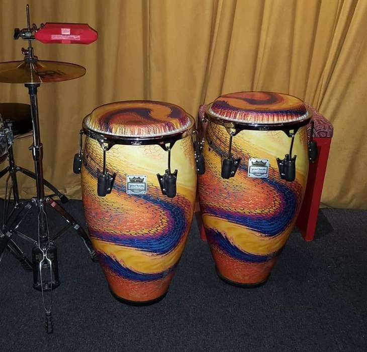 Congas Remo Jimmie Morales