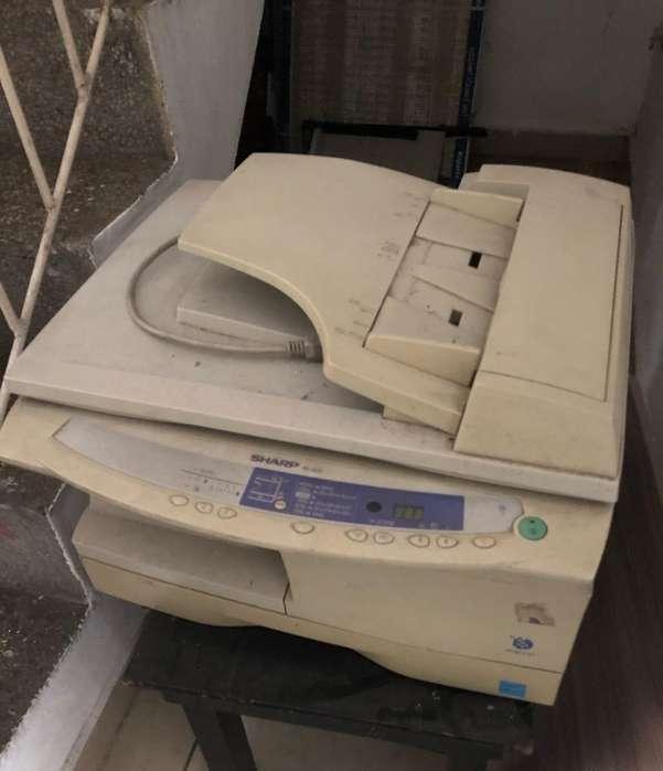 Fotocopiadora Sharp Al1631