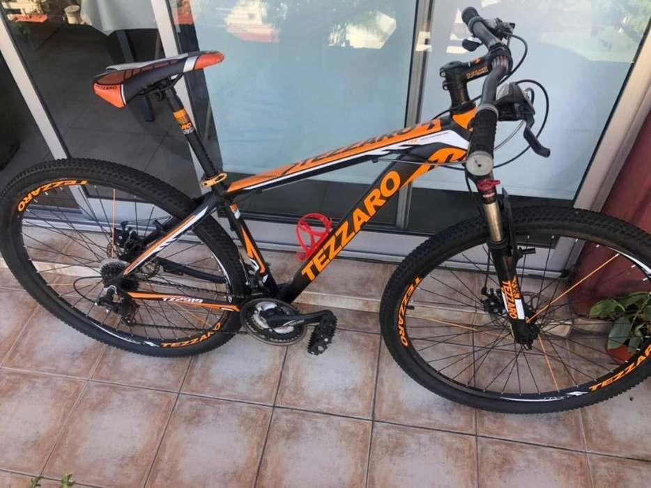 Vendo Bicicleta Tezzaro Rod 29 Nueva