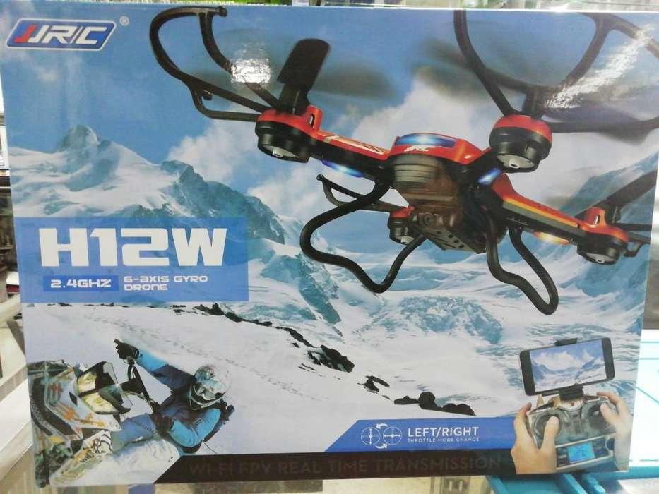 Dron H12w