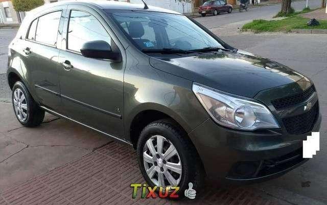 Chevrolet Agile 2012 - 90000 km
