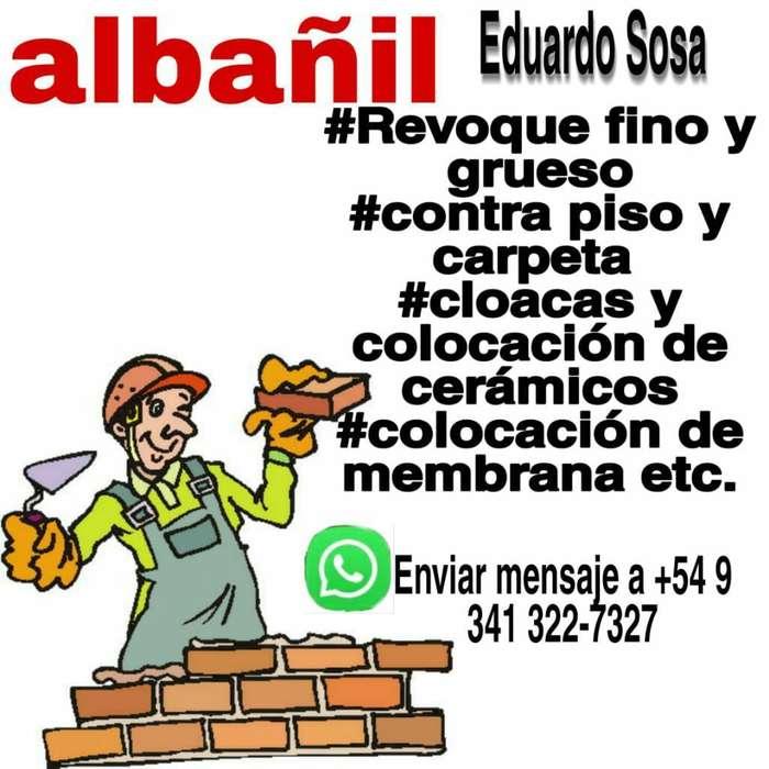 Oficial Albañil