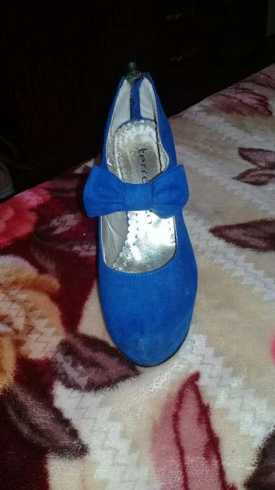 Vendo Zapatos Fiesta Talle 35