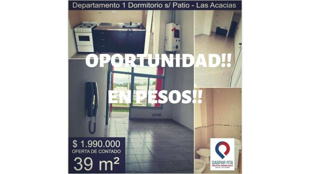 En Venta!! Edificio Las Acacias!! 100 - 1.990.000 - Departamento en Venta