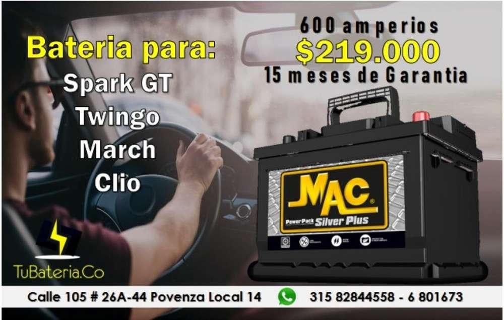 Baterías Mac Spark Gt - Twingo