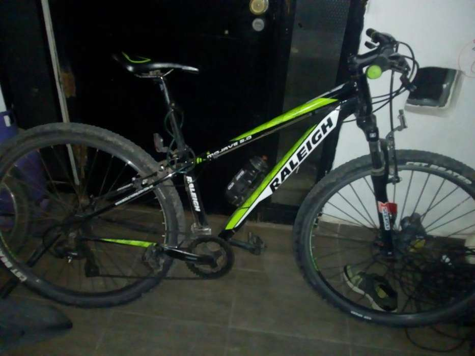 Vendo Raleigh Mojave 2.0 Rod 29