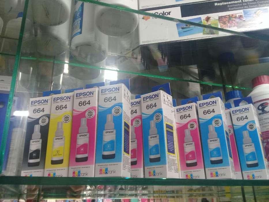 Promocion Tinta Original Epson