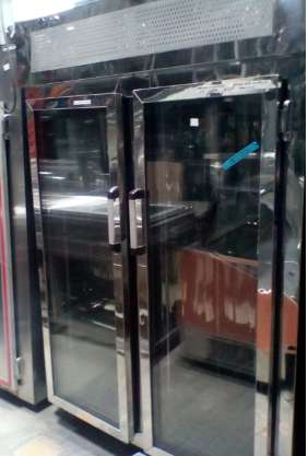 refrigerador industrial tipo vitrina usado