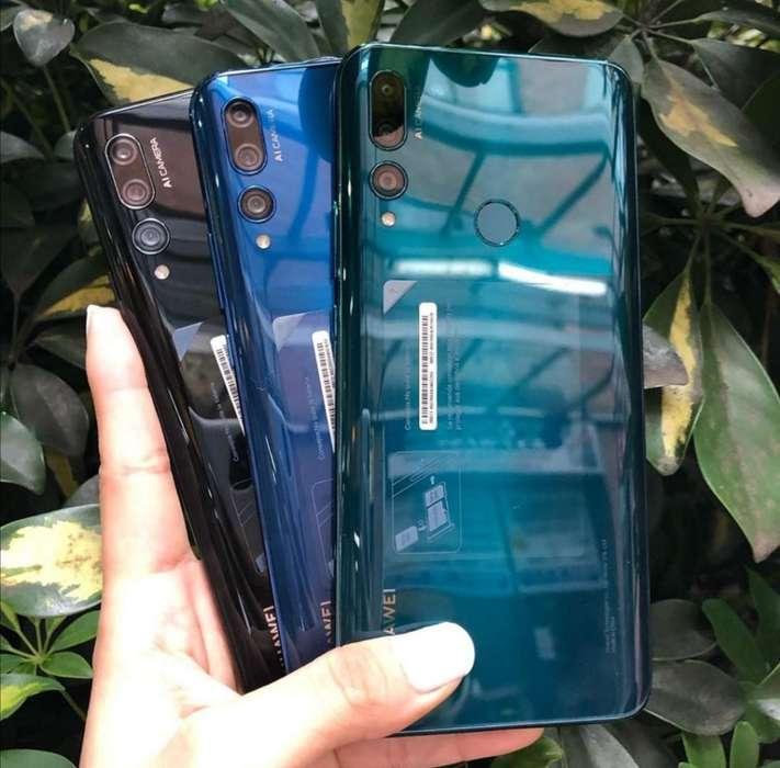 Huawei Y9 Prime 2019 128gb Nuevos Sellad