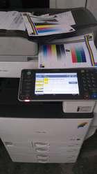 fotocopiadoras desde 850.000  blanco y negro y a color marca ricoh ultima tecnologia, como nuevas en promocion