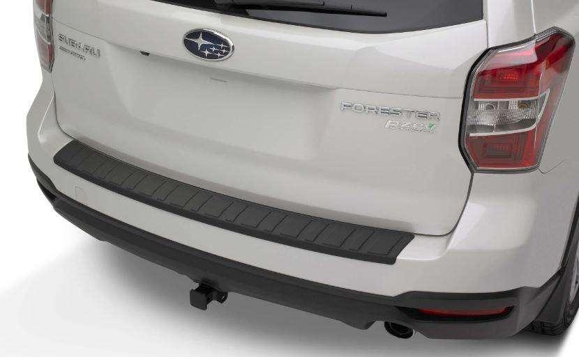 Pisadera Protector Parachoque Posterior FORESTER Subaru <strong>accesorio</strong>s Originales