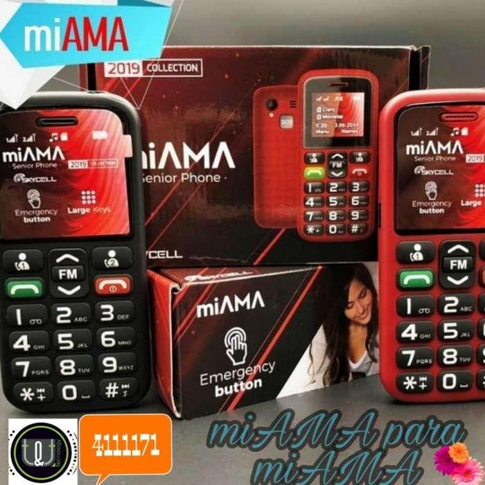 Teléfono Miama Tipo Nokia