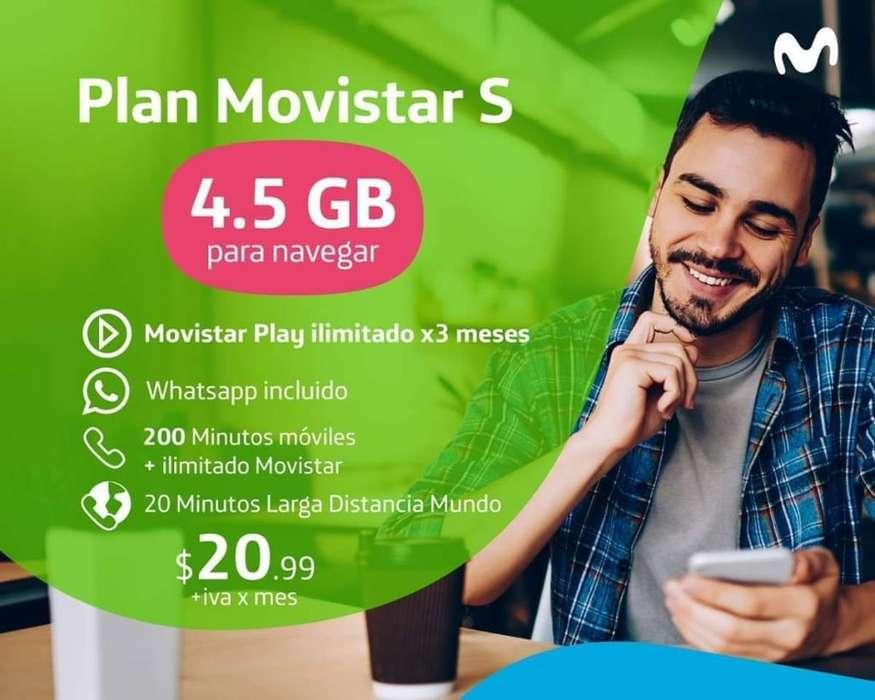 Planes Ilimitados Movistar