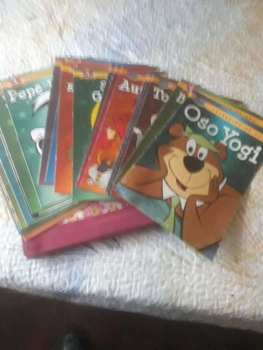 Colección de Revistas Infantiles
