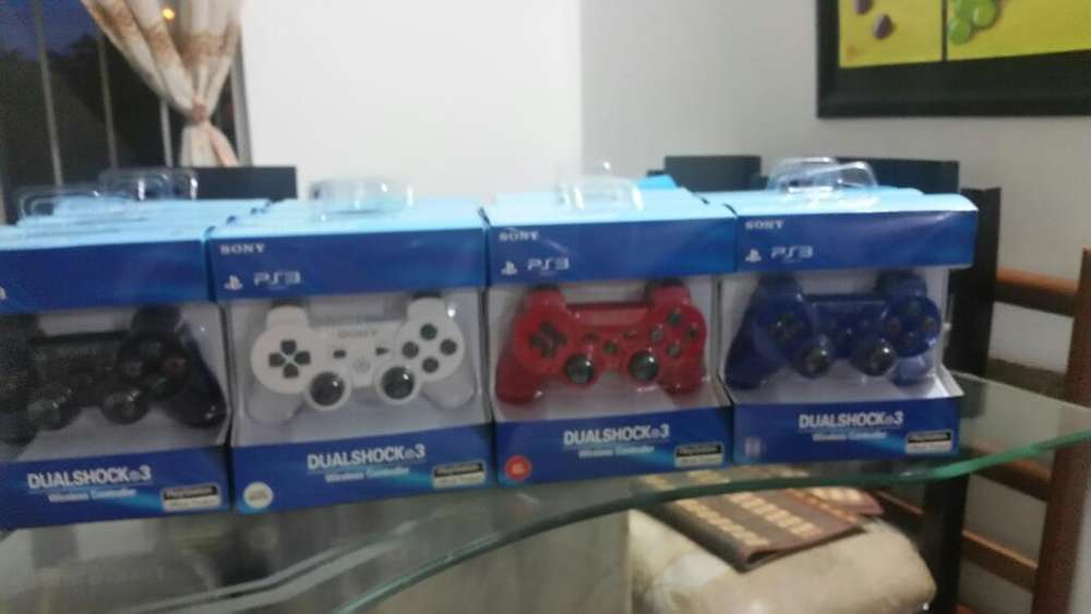 Control Play Station 3 Dualshock 3