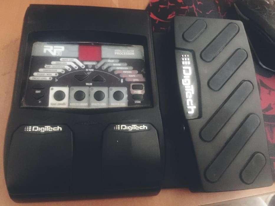 Pedal Digitech RP90