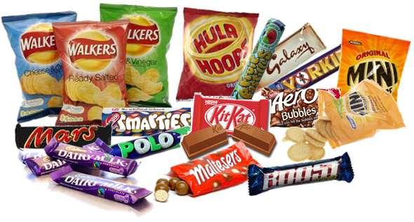 Maquina Empacadora de snacks