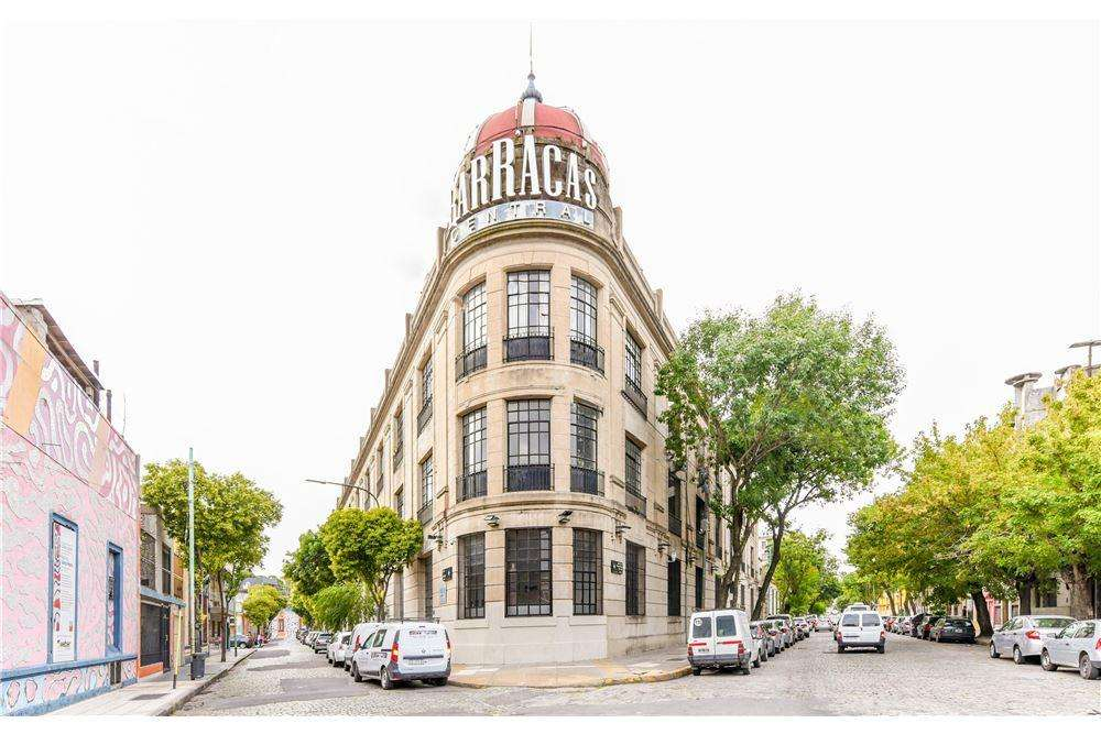 OFICINA VENTA BARRACAS 200 M2COCHERA