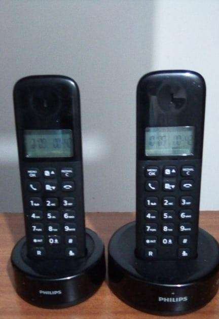 TELÉFONOS INALÁMBRICOS PHILIPS