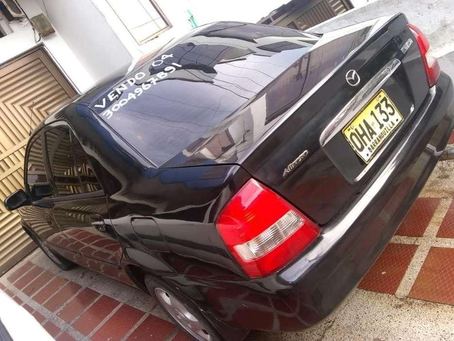 Mazda Allegro 2004 - 180 km