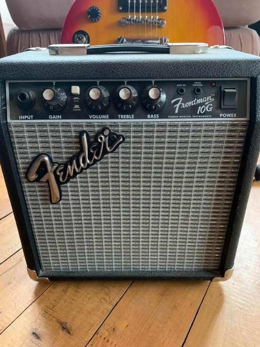 Amplificador Fender 10 Wats