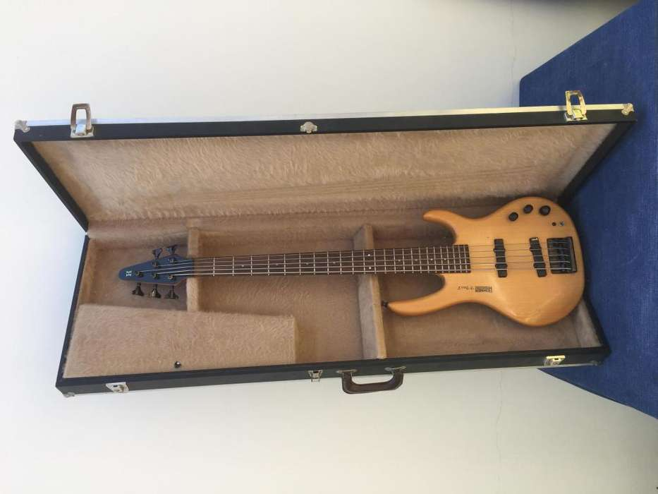 Bajo Hohner Professional B Bass V Impecable no Fender