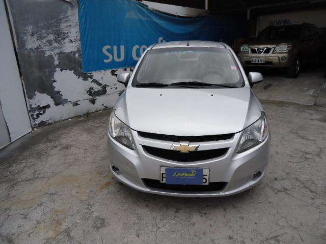 Chevrolet Sail 2012 - 190000 km