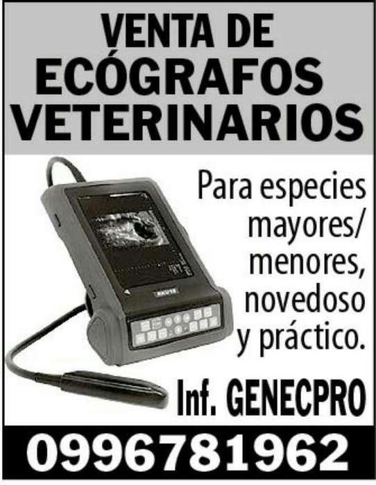 Vendo Prácticos Ecógrafos <strong>veterinario</strong>s
