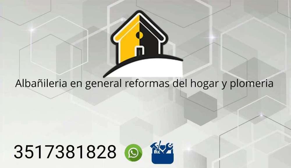 Albañileria Y Reformas de La Casa