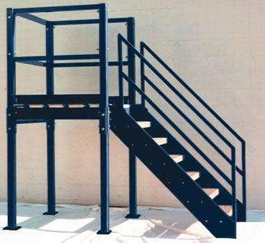Fabricacion y diseño de todo tipo de estructuras metalicas
