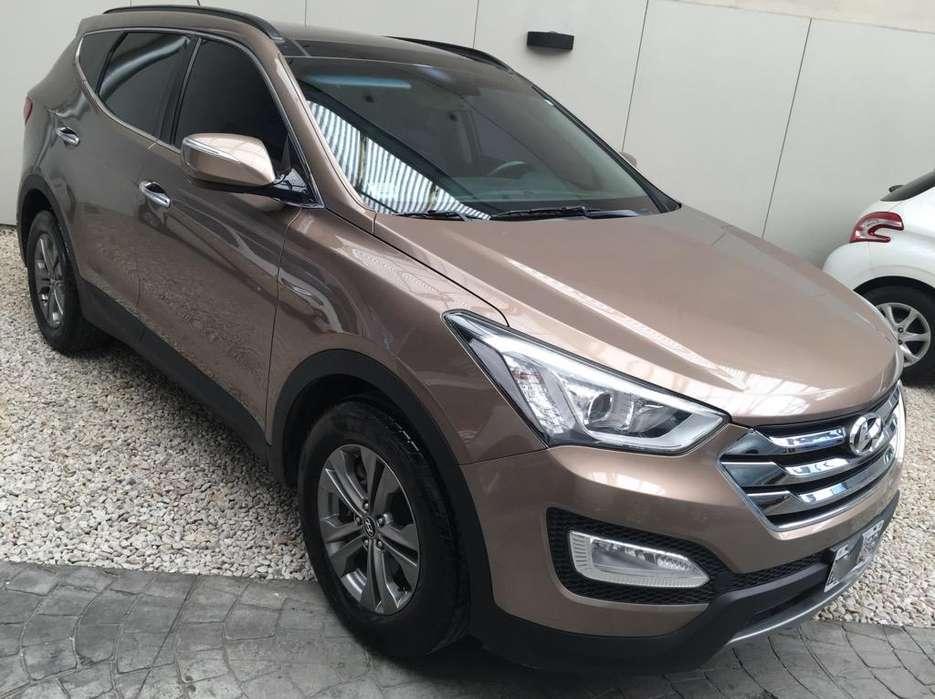 Hyundai Santa Fe 2014 - 52000 km