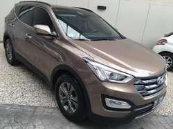 Hyundai Santa Fe 4X4 7 Asientos 2014