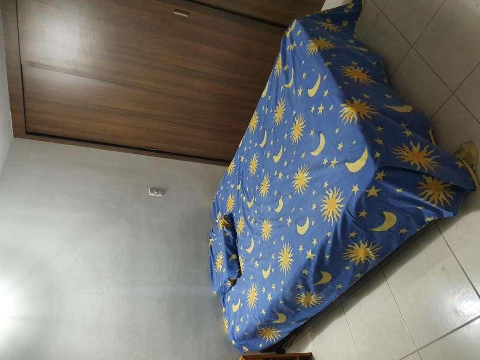 <strong>cama</strong> 140 incluye colchon en perfecto estado