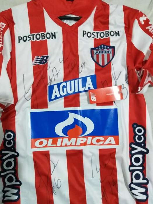 Camiseta Original Del Junior de Barranqu