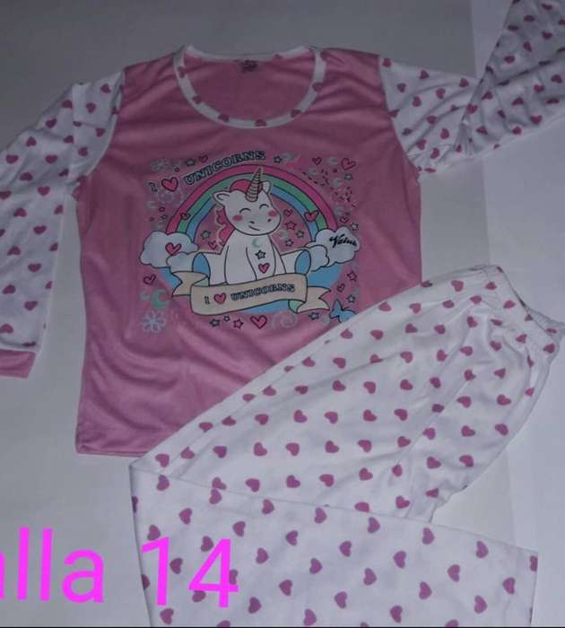 Vendo Hermosas Pijamas para Niñas