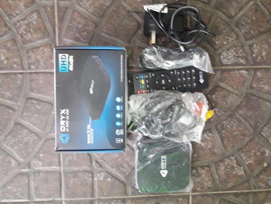 CONVERSOR a SMART Tv ORYX -NETFLIX INTERNET HD