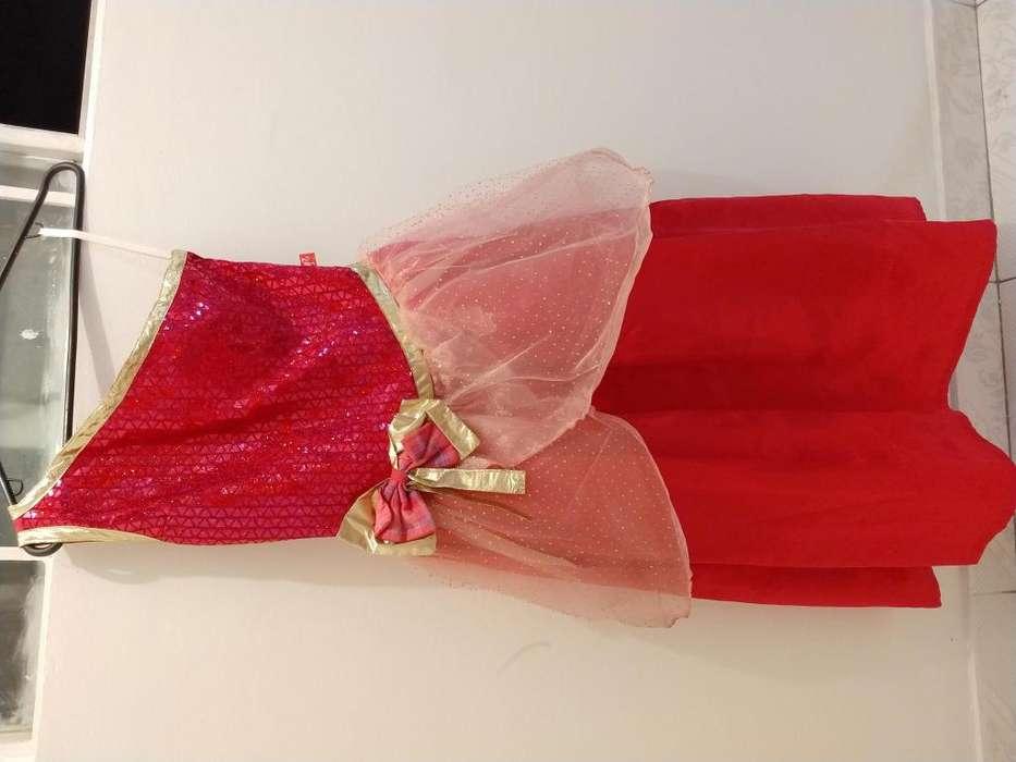 disfraz para niña BARBIE escuela de princesas talla 10