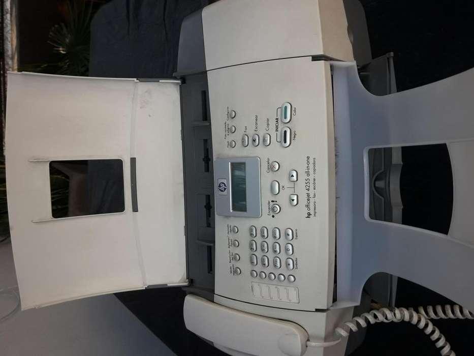 Impresora multifuncin modelo hp officejet allinone 4255