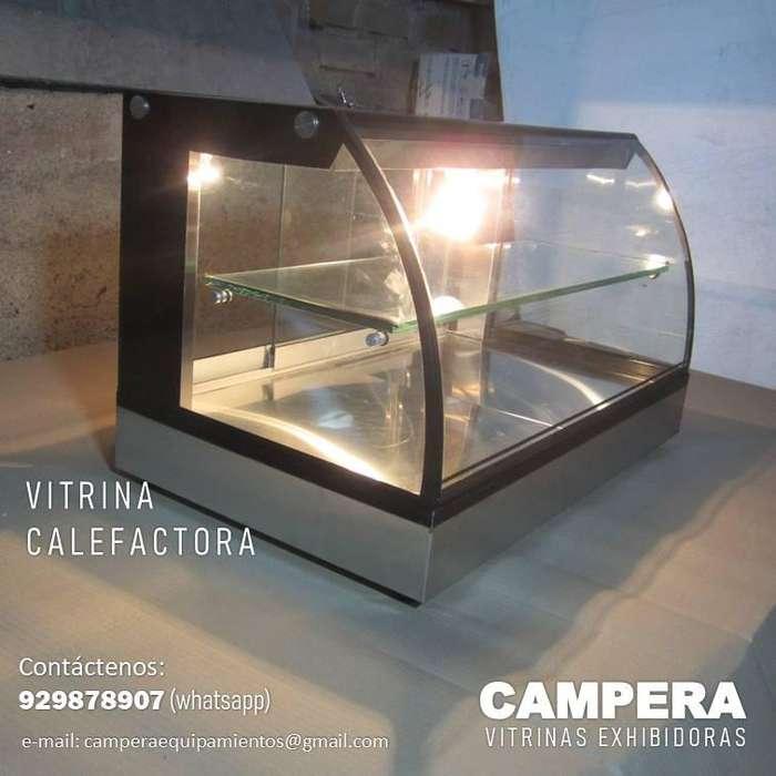 CALEFACTORA FULL VISIÓN GOURMET - HACEMOS ENVÍOS