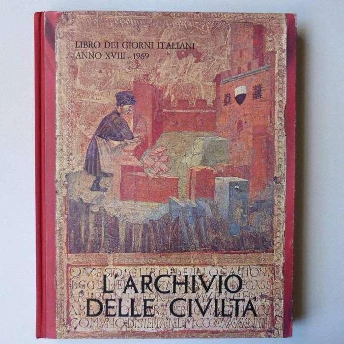 L' Archivio Delle Civiltà, Libro Dei Giorni Italiani 1969