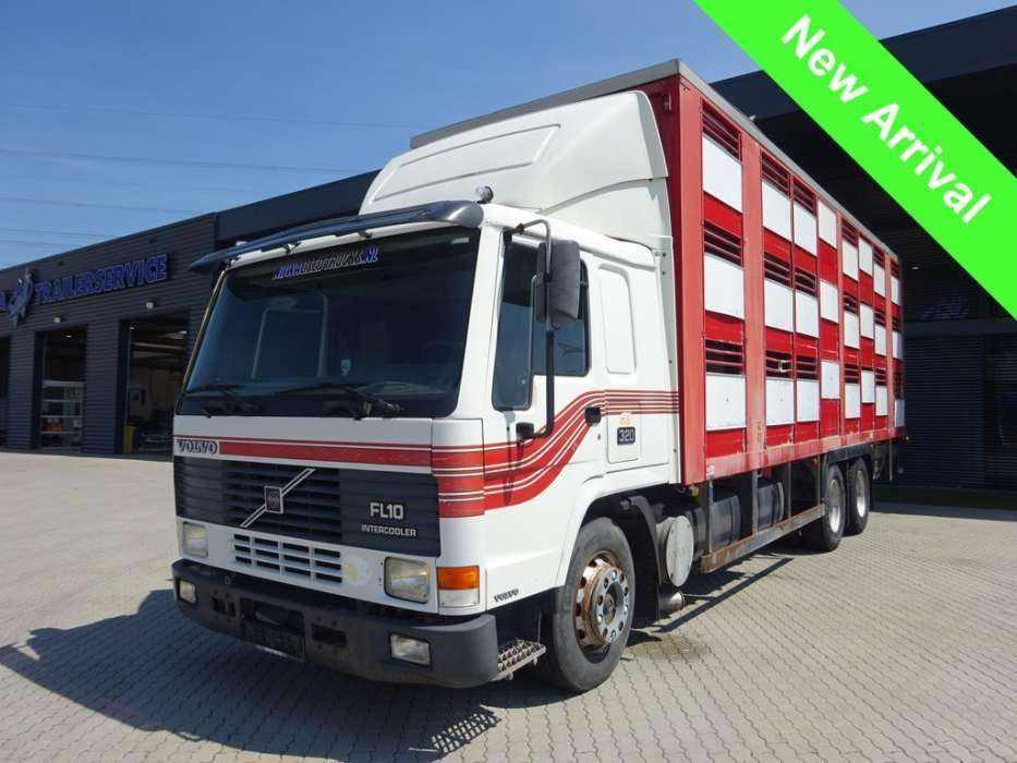 Volvo FL10 320 3 laags PTO - To be Imported