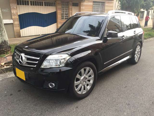 <strong>mercedes-benz</strong> Clase GLK 2009 - 94000 km