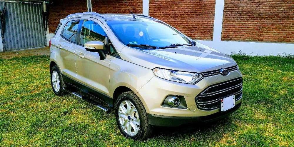 Ford Ecosport 2018 - 40000 km