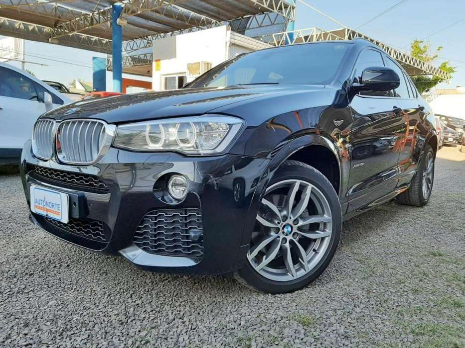 <strong>bmw</strong> X4 2016 - 25000 km