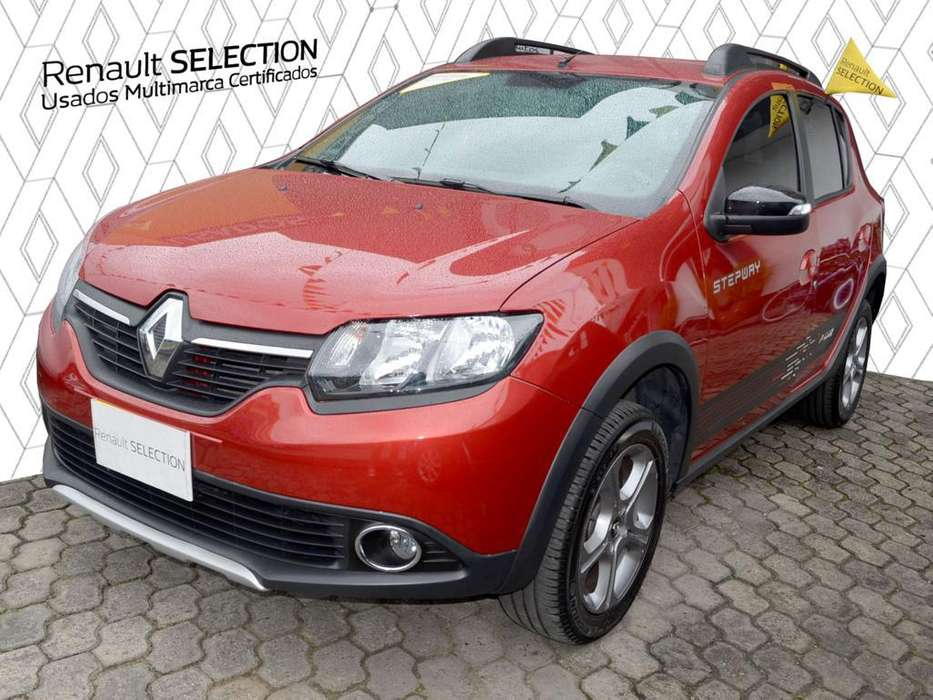 Renault Sandero Stepway 2019 - 3900 km